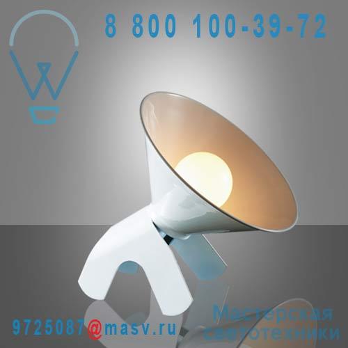 HMT6612TL-BW Lampe Blanc - SNOOPY Lumiven
