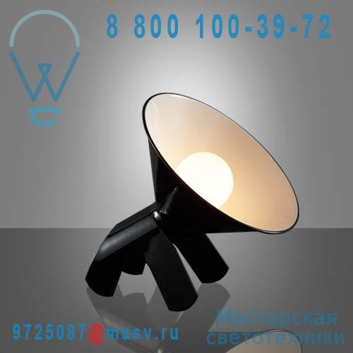 HMT6612TL-BB Lampe Noir - SNOOPY Lumiven