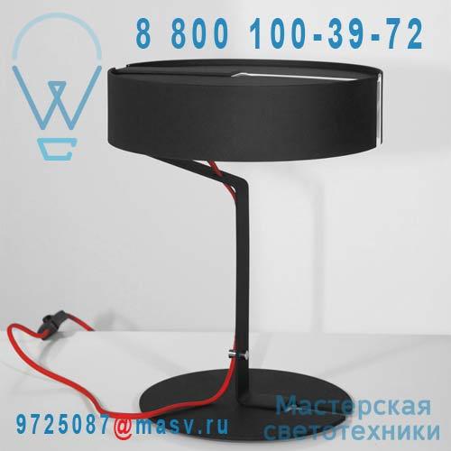 TLBB Lampe noir - BARBARELLA Marzais Creations