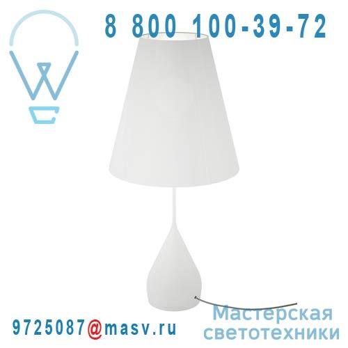 OTW Lampe blanc - OPUS Marzais Creations