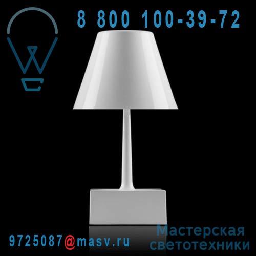 462302500 Lampe a poser Maria Blanc - LAS SANTAS Metalarte