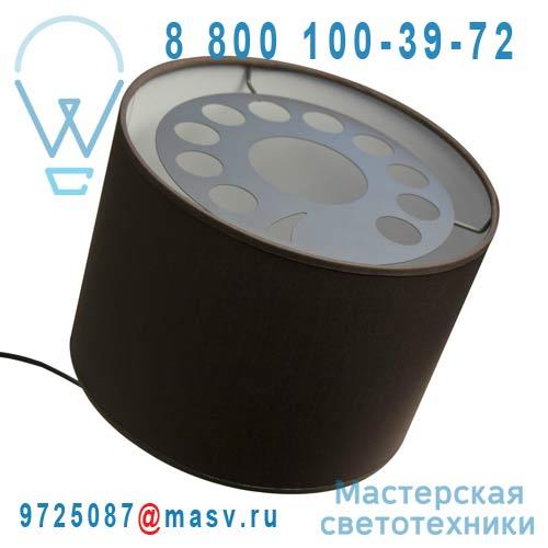 3342900/056 Lampe a Poser Chocolat - PHONE Metropolight