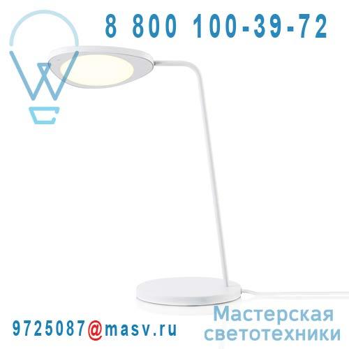 LEAF 12002 Lampe a poser LED Blanc - LEAF Muuto