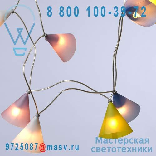PA148.GAU Aurore 50 lumieres 5m - GUIRLANDE Pa Design