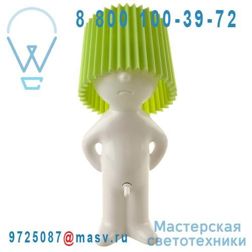 1261301 Lampe a poser Ivoire/Vert - MR P ONE MAN SHY Propaganda
