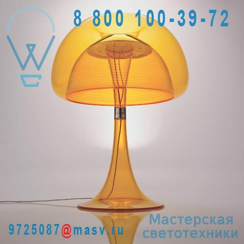 JF11-D Or / 9H.W1LQD.WQ3 Lampe a poser LED Orange - AURELIA QisDesign