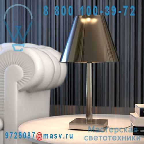 1DNT1 003 49 Lampe Alu/Chrome - DINA Rotaliana