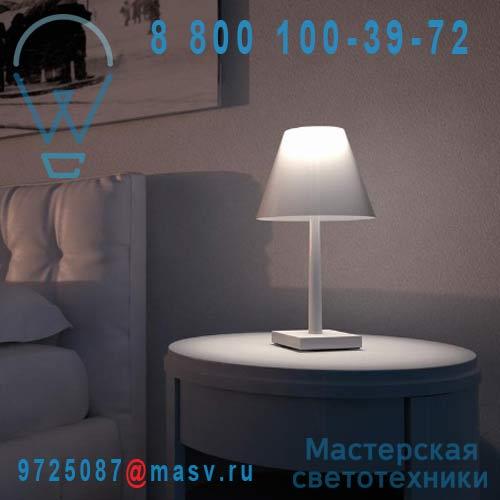 1DNT1 002 02 Lampe Blanc - DINA Rotaliana