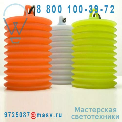 1LPT1 002 00 Lampe / Applique vert - LAMPION Rotaliana
