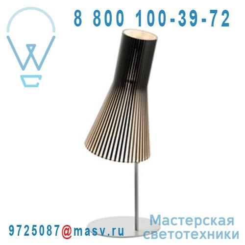 16 4220 21 Lampe Bois Noir - SECTO Secto Design