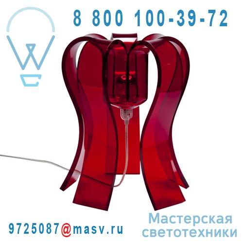 8215061104014 Lampe a poser Rouge - OCTOPUS Sllov
