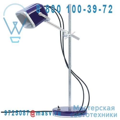 MOB - 11PR02 Lampe a poser Prune fil noir - MOB Swabdesign