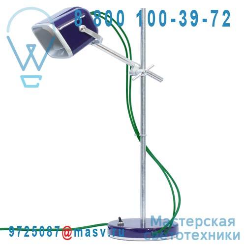 MOB - 11PR07 Lampe a poser Prune fil vert - MOB Swabdesign