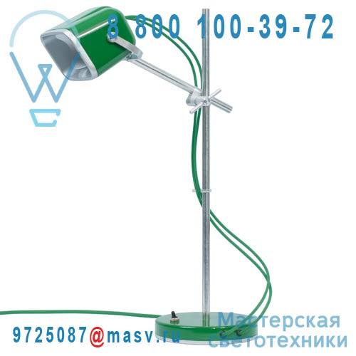 MOB - 11VR07 Lampe a poser Vert fil vert - MOB Swabdesign
