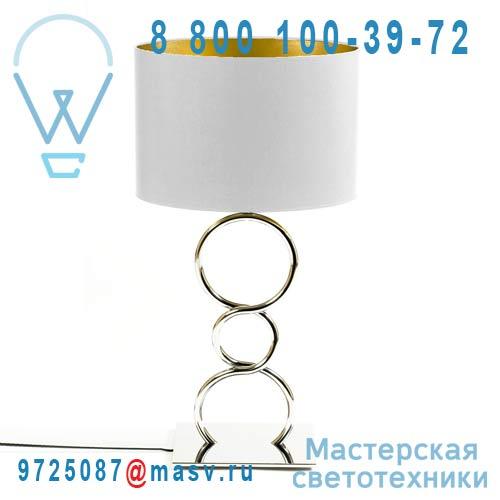 Светильник ROUND & ROUND Lampe a poser Blanc Lampe a poser Blanc - ROUND & ROUND Thomas de Lussa