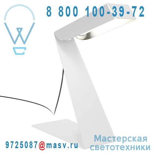 SMALL Z LIGHT lampe de bureau WHITE Lampe de bureau Blanc - SMALL Z LIGHT Thomas de Lussac