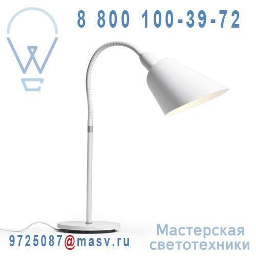 20801230 Lampe de bureau Blanc - BELLEVUE & Tradition