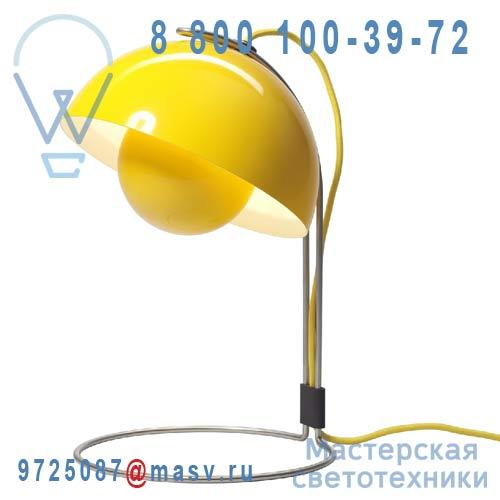 20732101 Lampe de bureau Jaune - FLOWERPOT & Tradition