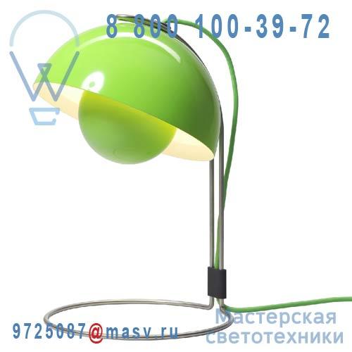 20734901 Lampe de bureau Vert - FLOWERPOT & Tradition
