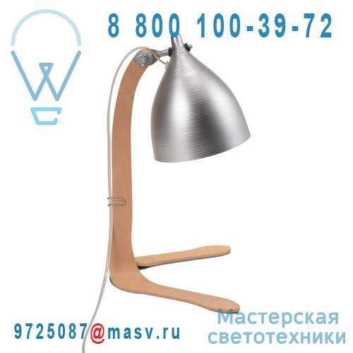 1236 Lampe a poser Alu - CORNETTE Tse & Tse