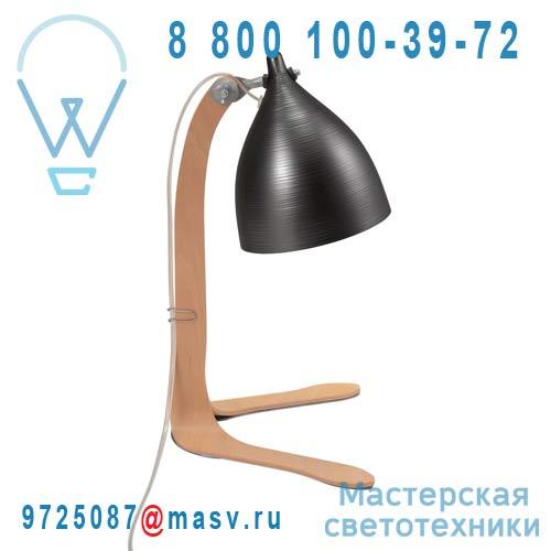 1232 Lampe a poser Noir - CORNETTE Tse & Tse