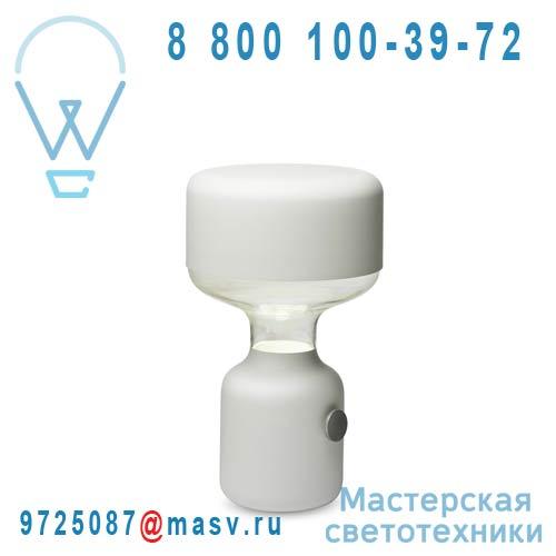 V05018 5201 Lampe a poser S Blanc - JINN SMALL Vertigo Bird