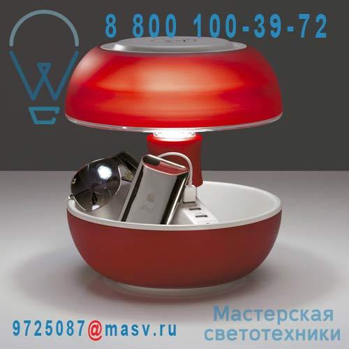JOYO LIGHT RO Lampe Rouge Translucide - JOYO Vivida