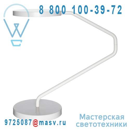 100 340 535 Lampe de bureau Blanc - IRVINE W082 Wastberg