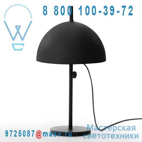 400 039 549 Noir Lampe a poser Noir - NENDO Wastberg