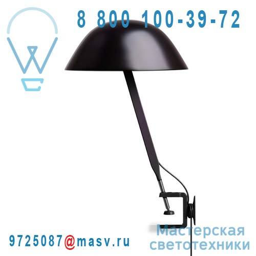 100 341 025 Lampe de bureau a etau Noir - SEMPE W103C Wastberg