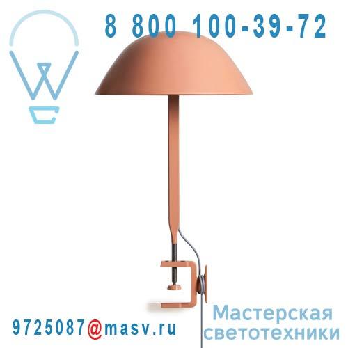 100 341 026 Lampe de bureau a etau Rose - SEMPE W103C Wastberg