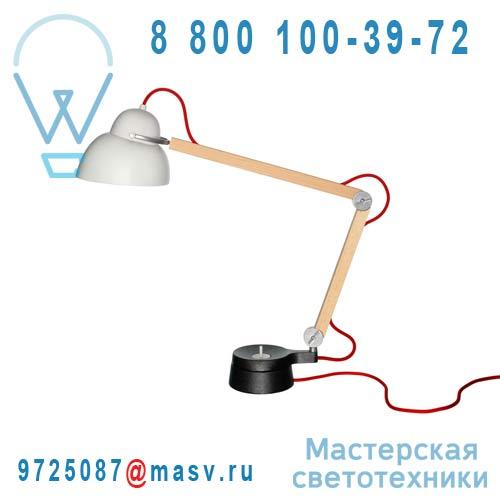 100 340 540 Lampe de bureau fil rouge - STUDIOILSE W084T1 Wastberg