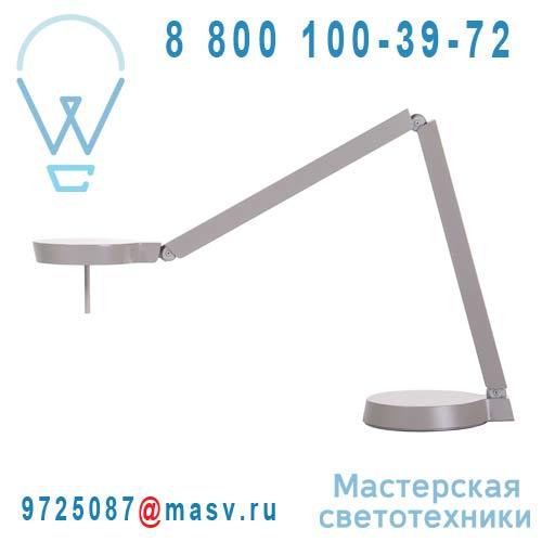 100 340 533 Lampe de bureau 2 bras Gris - CKR W081T2 Wastberg