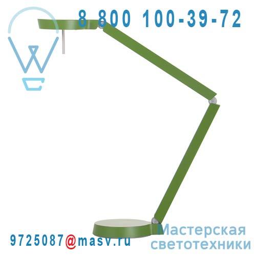 100 340 534 Lampe de bureau 2 bras Vert - CKR W081T2 Wastberg