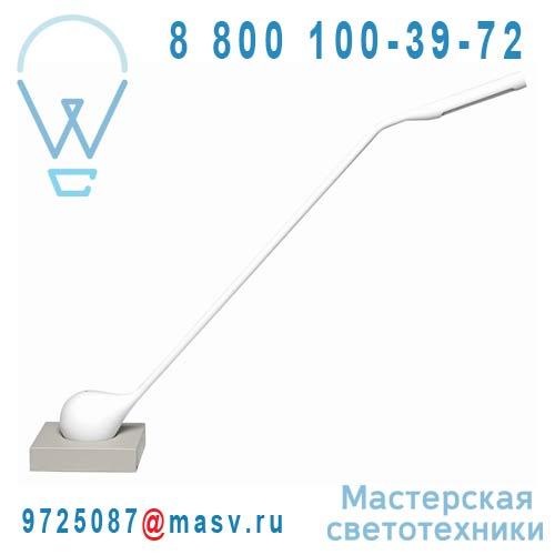 100 340 537 Lampe a poser Blanc - MASSAUD W083 Wastberg