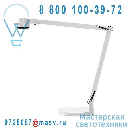 400 039 552 Lampe de bureau Blanc - WINKEL W127 Wastberg