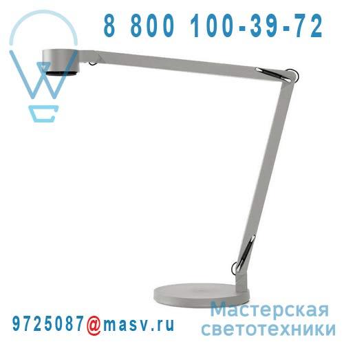 400 039 553 Lampe de bureau Gris - WINKEL W127 Wastberg