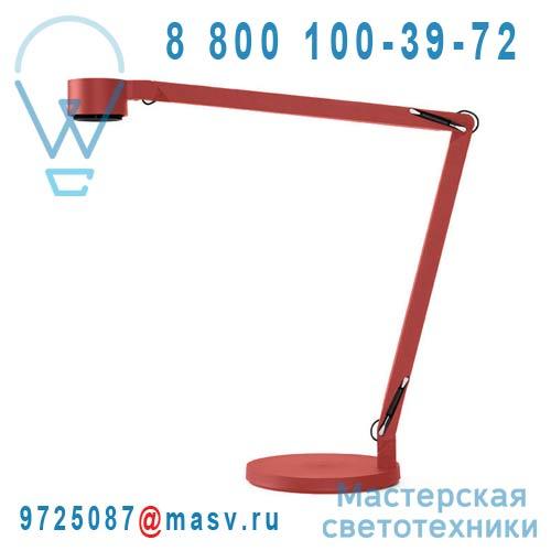 400 039 554 Lampe de bureau Rouge - WINKEL W127 Wastberg