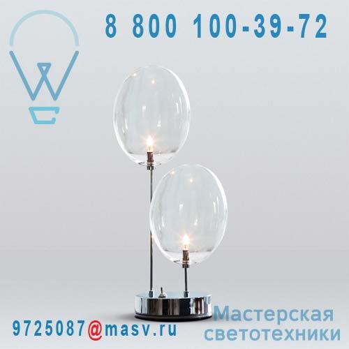 0PROS0T20 Lampe a poser 2 diffuseurs - PRO-SECCO de Majo