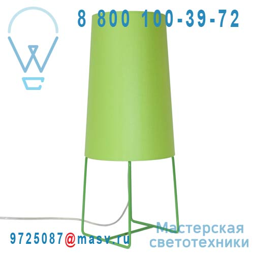 Minisophie Vert pomme dimmer Lampe a poser Vert pomme - MINISOPHIE frauMaier