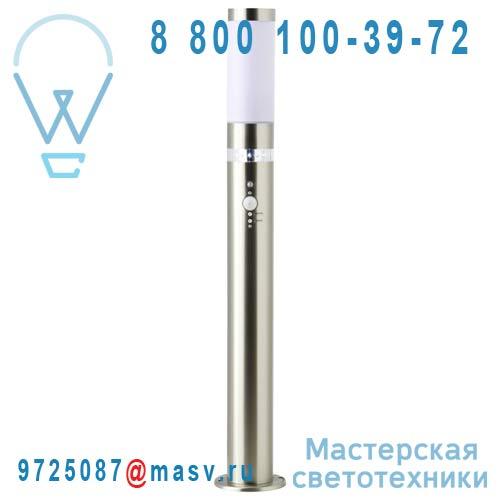 G46799/82 Borne LED Exterieur L avec Capteur - BOLE Brilliant
