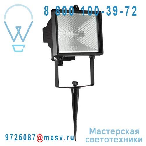 G96160/06 Projecteur Exterieur M Noir - TANKO Brilliant