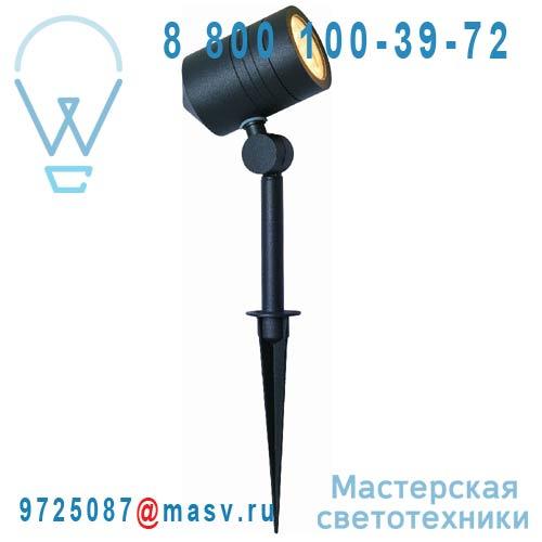 3276004153036 - 68594701 Projecteur Noir - NORFOLK Inspire