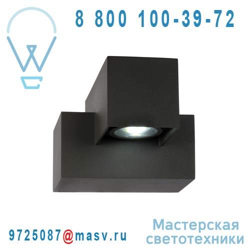 28852/23/30 Applique Noir - KWINTO Lucide