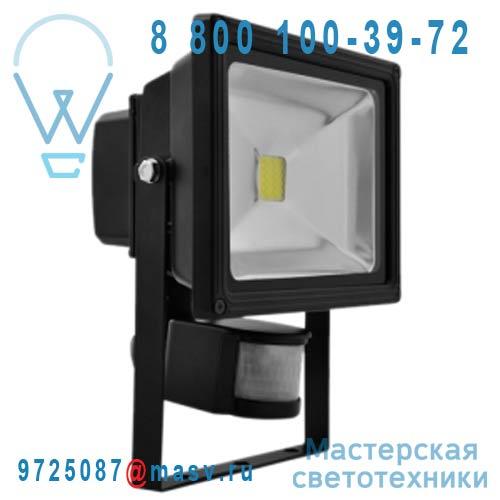 DEC/GL20W-SE Projecteur exterieur LED avec capteur L - COB Lumihome
