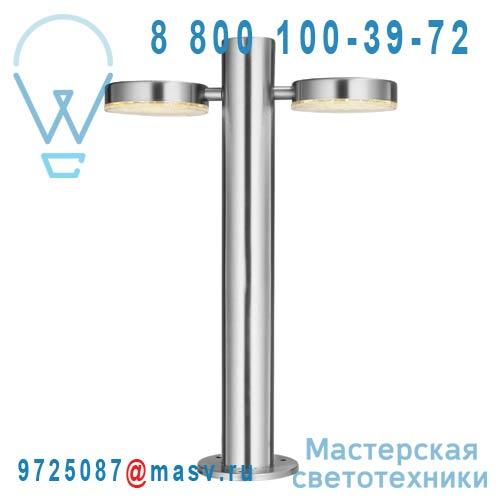 DEC/BOC72-ET Borne exterieure LED S - RUBI Lumihome