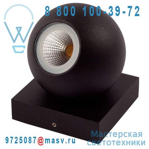 601041 Spot LED orientable interieur & exterieur Graphite - VENUS 1 Oggi Luce