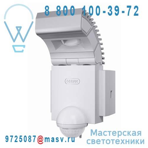 """4008321998385 Spot LED d""""Exterieur avec Detecteur 8W Blanc - NOXLITE Osram"""