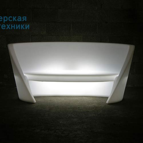 SD RAP075A Divan lumineux - RAP Slide