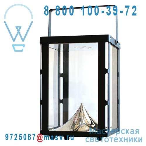 """401.90 Lampe a poser d""""exterieur rechargeable L - PHOTOPHORE SOLAIRE Watt & Home"""